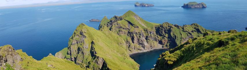 Исландия - страната на водопадите