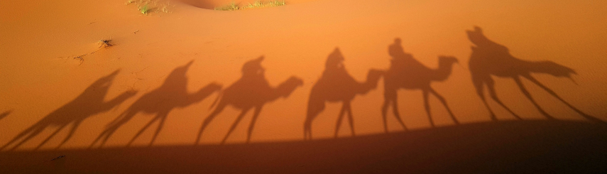 Мароко - Атласките планини и пустинята Сахара